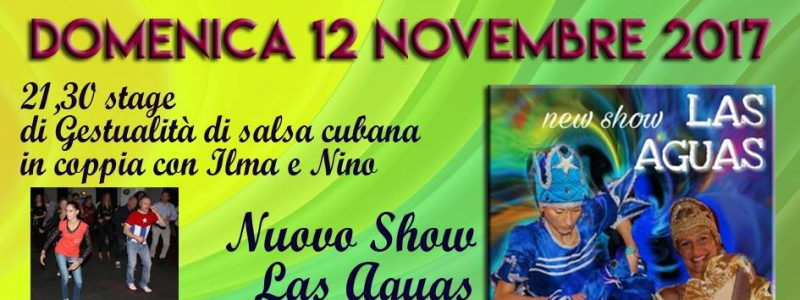 New Show Yemaya y Ochun al CORALLO RE